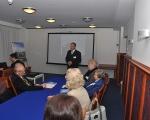 Konferencja 2011 - rozpoczęcie konferencji - prof. Szymon Salamon